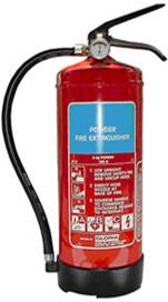 Dry Powder Extinguisher